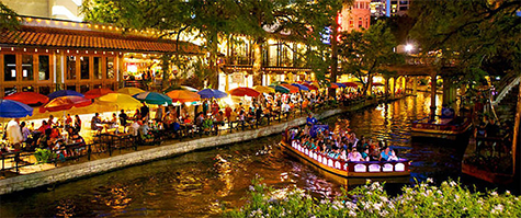 About The Riverwalk In San Antonio Texas